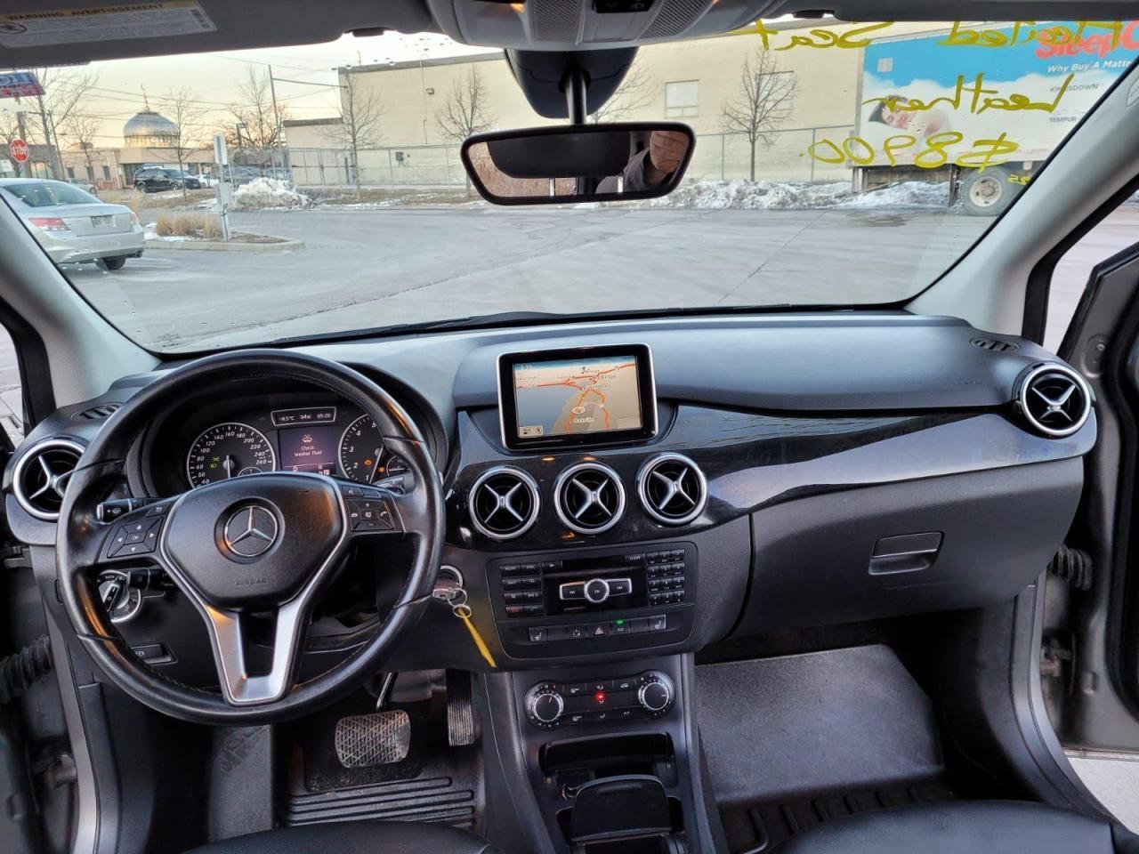 2013 Mercedes-Benz B250
