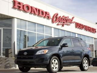 Used 2012 Toyota RAV4 Base AWD | BLUETOOTH | LOCAL | for sale in Winnipeg, MB