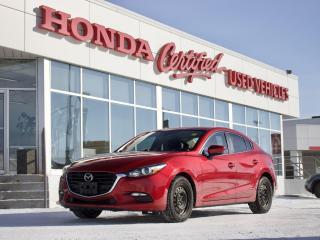 Used 2017 Mazda MAZDA3 GS | NAVIGATION | BLUETOOTH | for sale in Winnipeg, MB