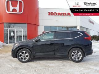 Used 2017 Honda CR-V EX-L Apple CarPlay - Android Auto - Bluetooth - Heated Seats for sale in Winnipeg, MB