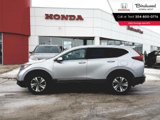 Used 2017 Honda CR-V LX Apple CarPlay - Android Auto - Heated Seats - Bluetooth for sale in Winnipeg, MB