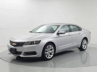 Used 2019 Chevrolet Impala Premier Sunroof | Leather | Navigation for sale in Winnipeg, MB