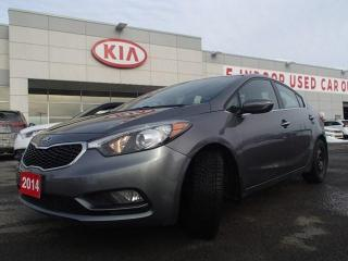 Used 2014 Kia Forte FORTE EX for sale in Nepean, ON
