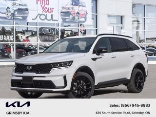 New 2021 Kia Sorento EX+ 2.5T AWD PANOROOF NAV LEATHER UVO LOADED!!! for sale in Grimsby, ON