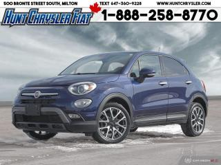Used 2017 Fiat 500 X TREKKING | PANO | AUTO | CAM | ALLOYS & MORE!!! for sale in Milton, ON