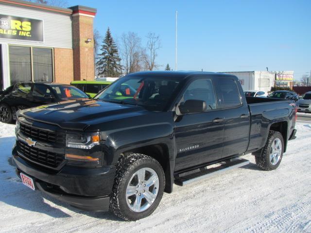 2017 Chevrolet Silverado 1500 WORK TRUCK DOUBLE CA