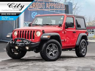 Used 2018 Jeep Wrangler Sport S for sale in Halifax, NS