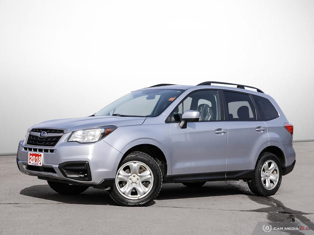 2018 Subaru Forester BASE