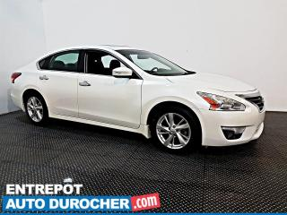 Used 2014 Nissan Altima SL NAVIGATION - CUIR - SIÈGES CHAUFFANTS - A/C for sale in Laval, QC