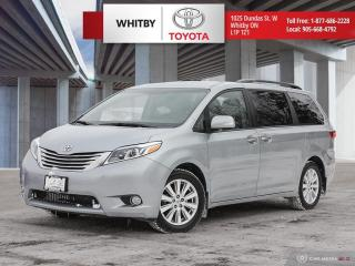 Used 2017 Toyota Sienna XLE for sale in Whitby, ON