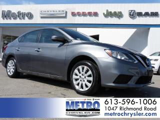 Used 2019 Nissan Sentra 1.8 S for sale in Ottawa, ON