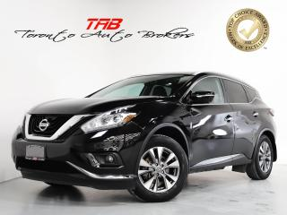 Used 2015 Nissan Murano SL I LEATHER I PANO I NAVI I 1-OWNER for sale in Vaughan, ON