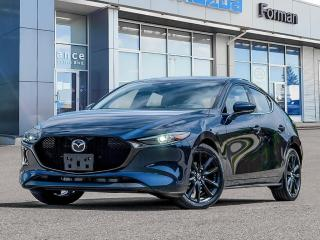 Used 2020 Mazda MAZDA3 Sport GT|Courtesy Car Blowout|Save Thousands|Loaded for sale in Brandon, MB
