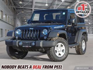 Used 2018 Jeep Wrangler JK Sport for sale in Mississauga, ON