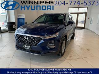 Used 2019 Hyundai Santa Fe ESSENTIAL for sale in Winnipeg, MB