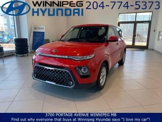 Used 2020 Kia Soul EX for sale in Winnipeg, MB