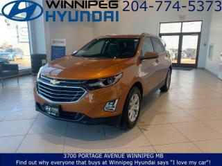 Used 2018 Chevrolet Equinox LT for sale in Winnipeg, MB