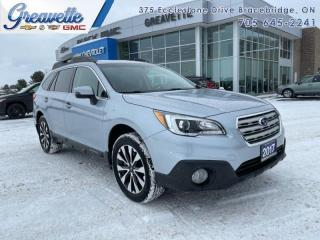 Used 2017 Subaru Outback 3.6R Limited  - Navigation for sale in Bracebridge, ON