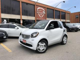 Used 2016 Smart fortwo PURE NAVI LEATHER LED's BLUETOOTH HEATED SEATS for sale in North York, ON