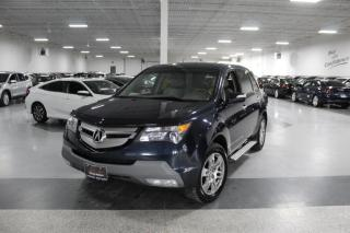Used 2009 Acura MDX SH NO ACCIDENTS I LEATHER I SUNROOF I HEATED SEATS I AS IS for sale in Mississauga, ON