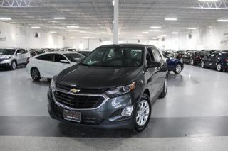 Used 2018 Chevrolet Equinox LS I REAR CAM I HEATED SEATS I POWER OPTIONS I CRUISE I BT for sale in Mississauga, ON