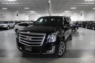 Used 2019 Cadillac Escalade ESV LUXURY NO ACCIDENTS I NAVIGATION I LEATHER I SUNROOF I R.CAM for sale in Mississauga, ON