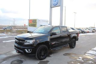 Used 2017 Chevrolet Colorado 3.6L Z71 for sale in Whitby, ON