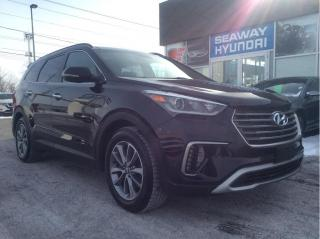 Used 2018 Hyundai Santa Fe XL Luxury AWD - Local Trade - Navigation for sale in Cornwall, ON