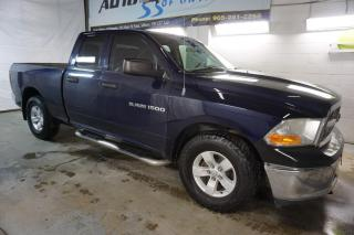 Used 2012 Dodge Ram 1500 ST 4x4 CAMERA CERTIFIED 2YR WARRANTY *1 OWNER*FREE ACCIDENT* BLUETOOTH CRUISE ALLOYS for sale in Milton, ON