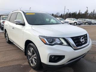 Used 2018 Nissan Pathfinder SL Premium AWD for sale in Charlottetown, PE