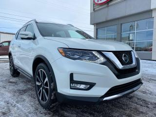 Used 2017 Nissan Rogue SL Platinum AWD for sale in Summerside, PE