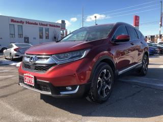Used 2019 Honda CR-V Touring -  Navi - Leather - Sunroof - Pano Roof for sale in Mississauga, ON