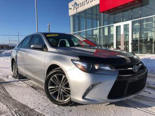 Used 2015 Toyota Camry SE for sale in Yarmouth, NS