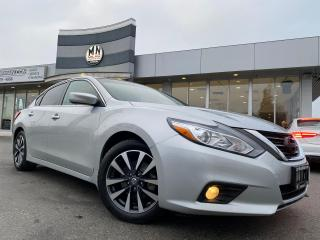 Used 2017 Nissan Altima 2.5 SV SUNROOF HEATED SEATS/WHEEL REAR CAMERA for sale in Langley, BC