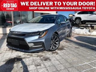 New 2021 Toyota Corolla SE CVT SE Upgrade|APX 00 for sale in Mississauga, ON