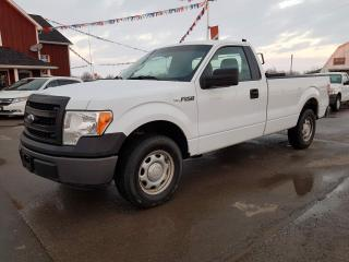 Used 2014 Ford F-150 STX for sale in Dunnville, ON
