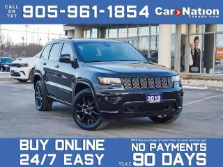 Used 2018 Jeep Grand Cherokee Altitude IV 4x4| SOLD | SOLD | SOLD | for sale in Burlington, ON