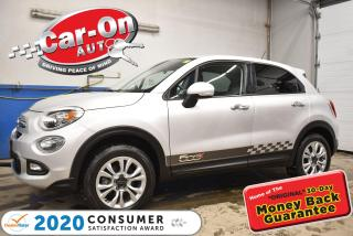 Used 2016 Fiat 500 X SPORT AWD | REMOTE STARTER | HEATED SEATS & STEERI for sale in Ottawa, ON