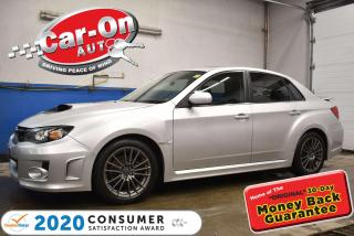 Used 2011 Subaru Impreza WRX | LEATHER | SUNROOF for sale in Ottawa, ON