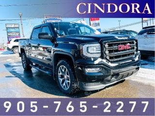 Used 2017 GMC Sierra 1500 4x4 SLT All Terrain, Fully Loaded, Leather, Nav! for sale in Caledonia, ON