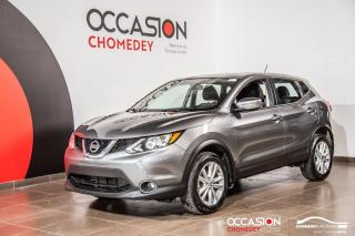 Used 2017 Nissan Qashqai SV+CAM/RECUL+TOIT+SIEG/CHAUFF+BLUETHOOTH+MAGS for sale in Laval, QC