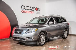 Used 2016 Nissan Pathfinder SV+CAM/RECUL+GR.ELECT+SIEG/CHAUFF+BLUETHOOTH+MAGS for sale in Laval, QC