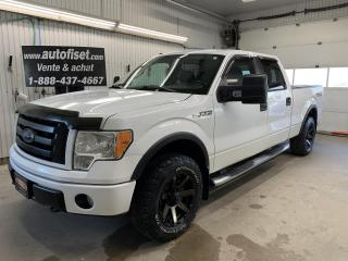 Used 2010 Ford F-150 4WD SuperCrew 157  FX4 for sale in St-Raymond, QC