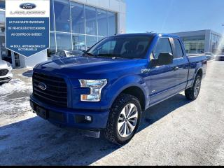Used 2017 Ford F-150 Cabine Super 4RM 145 po XL for sale in Victoriaville, QC