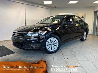 Used 2019 Volkswagen Jetta Comfortline, Gr. Électrique, Automatique for sale in Sherbrooke, QC