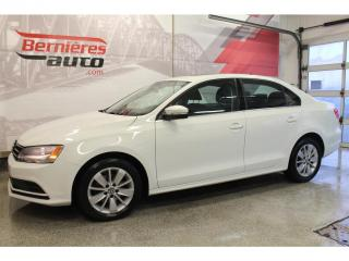 Used 2015 Volkswagen Jetta TRENDLINE + for sale in Lévis, QC