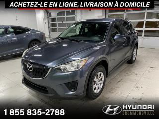 Used 2013 Mazda CX-5 GARANTIE + A/C + CRUISE + MAGS + WOW !! for sale in Drummondville, QC