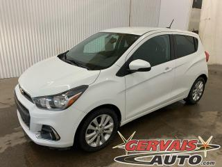 Used 2016 Chevrolet Spark LT A/C MAGS Caméra Bluetooth *Transmission Automatique* for sale in Trois-Rivières, QC