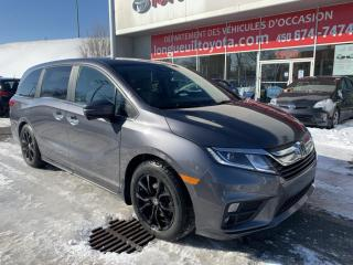 Used 2019 Honda Odyssey APPLE CARPLAY DVD CAMÉRA DE RECULE ET PLUS ! for sale in Longueuil, QC