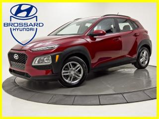Used 2018 Hyundai KONA ESSENTIAL SIÈGES CHAUFFANTS BLUETOTOH CRUISE MAGS for sale in Brossard, QC